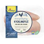 Kycklingfilé Sverige Kronfågel ca: 300g