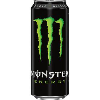Energy Energidryck Burk 50cl Monster Energy