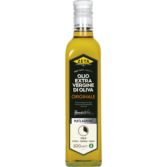 Olivolja Extra Vergine Orginale 500ml Zeta