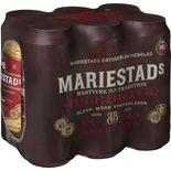 Julebrygd 3.5% Folköl Burk Mariestads 6p/50cl