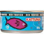 Ren Tonfisk Kattmat Kattuna 170g