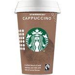 Cappuccino Starbucks 220ml