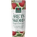 Äppelmust Årets Skörd Med Fruktkött Kiviks Musteri 25cl