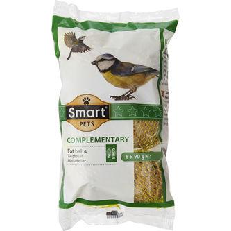 Fågelmat Talgboll 540g Smart Pets
