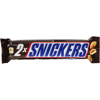 Snickers Kingsize 2-pack 75g Snickers