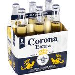 Corona Extra 3.2% Folköl Corona 6p35.5cl
