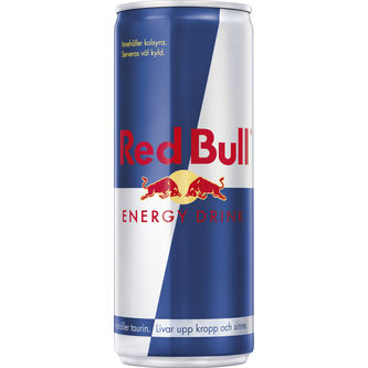 Red Bull Energydryck Burk 25cl Red Bull