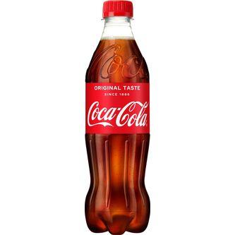 Coca-cola Pet 50cl Coca-cola