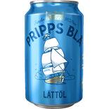 Pripps Blå 2.2% Lättöl Pripps Blå 33cl