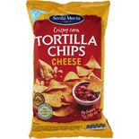 Tortilla Chips Cheese Santa Maria 185g