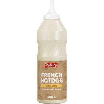 Dressing French Hotdog 900g Rydbergs