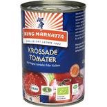 Krossade Tomater Ekologiska Kung Markatta 400g