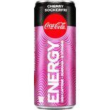 Coke Energy Cherry Energidryck Burk Coca-cola 25cl