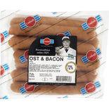 Korv Ost & Bacon Skinnfri 15-p Lindvalls 1.5kg