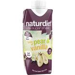 Shake Pear Vanilla Naturdiet 330ml