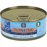 Tonfisk I Vatten Garant 170/120g