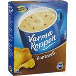 Varma Koppen Kantarell Pulver Blå Band 3p/21g