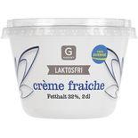 Crème Fraîche Laktosfri 34% Garant 2dl