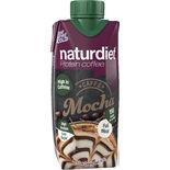 Proteinshake Coffee Mocha Naturdiet 330ml