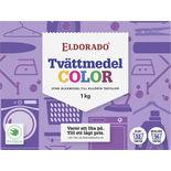 Tvättmedel Color Eldorado 1kg