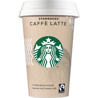 Seattle Latte Kaffedryck 220ml Starbucks