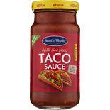 Taco Sauce Medium Santa Maria 230g