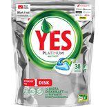 Diskmedel Maskin Platinum Green Yes 38p
