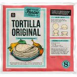 Tortilla Mjuka 8-pack Garant 8p/320g