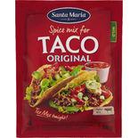 Taco Spice Mix Santa Maria 28g