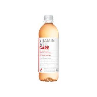 Care Röd Grapefrukt Stilla Vatten Pet 50cl Vitamin Well