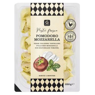 Mozzarella Pomodoro Tortelloni Färsk Pasta 250g Garant