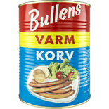 Varmkorv Bullens 3.5kg