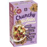 Crunchy Russin Garant 750g