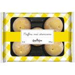 Muffins Med Citroncrème 5-pack Godbiten 175g