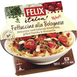 Fettuccine Alla Bolognese Fryst Felix 380g/1p