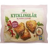 Kyckling Lår Frysta Garant 1kg