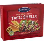 Taco Skal Santa Maria 12p/135g