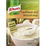 Blomkål & Broccoli Soppa Knorr 58g7,5dl