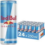 Red Bull Sf Sugarfree Energydryck Burk Red Bull 25cl