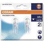 Halostar 10w 12v G4 Osram 2p