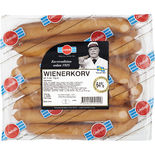 Wienerkorv Lindvalls 1.4kg