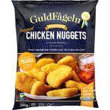 Chicken Nuggets Frysta Guldfågeln 350g