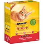 Kattfoder Oxkött & Kyckling Friskies 1kg