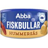 Fiskbullar I Hummersås Abba 375g