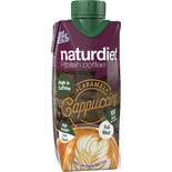 Proteinshake Proteinshake Coffe Caramel Naturdiet 330ml