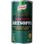 Ärtsoppa Soldatens Knorr 570g