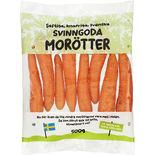 Morötter  500g