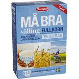 Må Bra Välling Osockrad Fullkorn Semper 450g