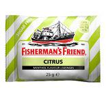 Citrus Sugar Free Halstabletter fisherman's 25g
