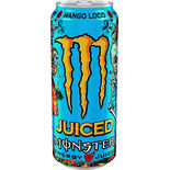 Mango Loco Juiced Energidryck Burk Monster Energy 50cl